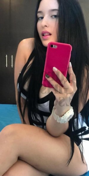 Obeline escort girl in Big Rapids Michigan